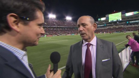 MLS commissioner talks expansion