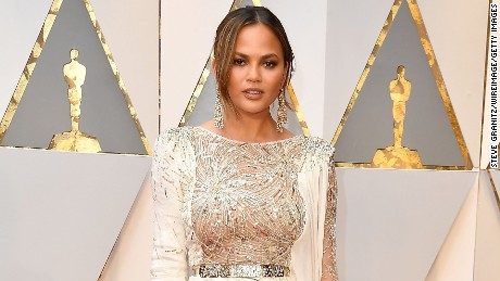 Chrissy Teigen reveals postpartum depression, anxiety