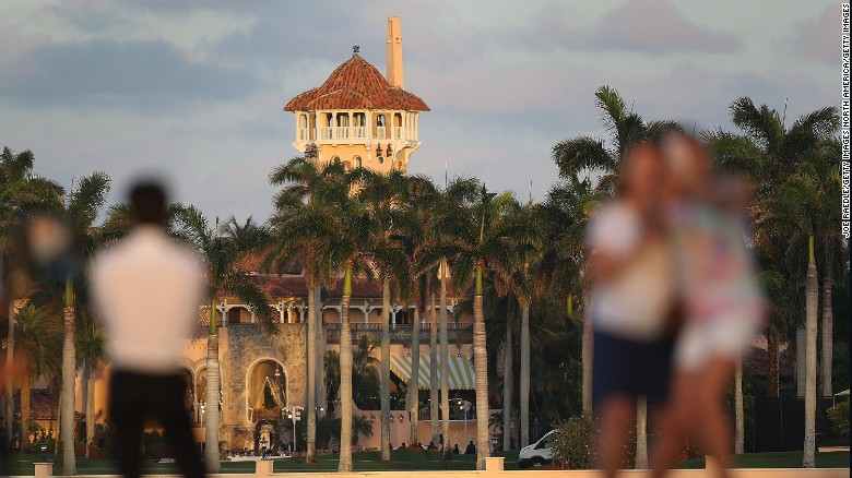 State Department promoting Trump's Mar-a-Lago