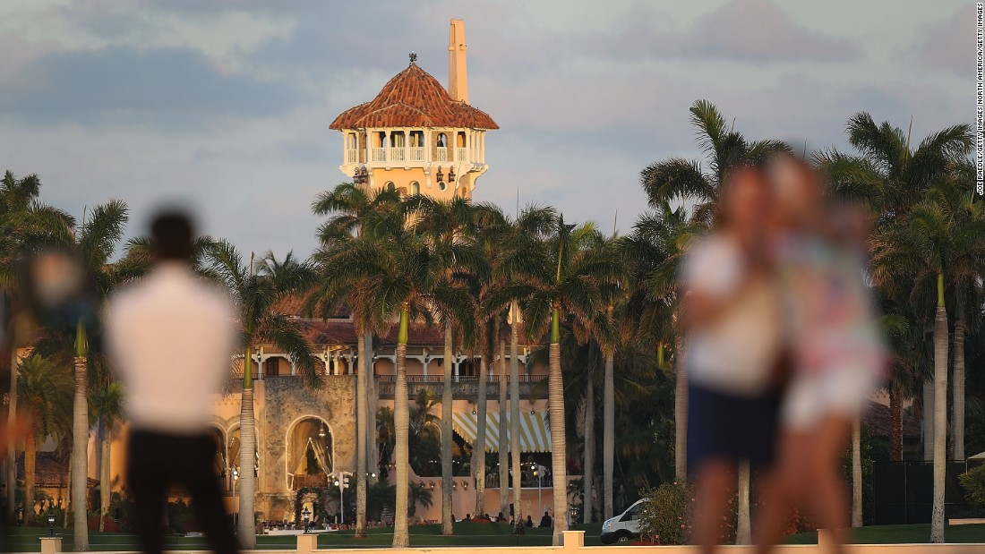 State Department removes Mar-a-Lago blog post