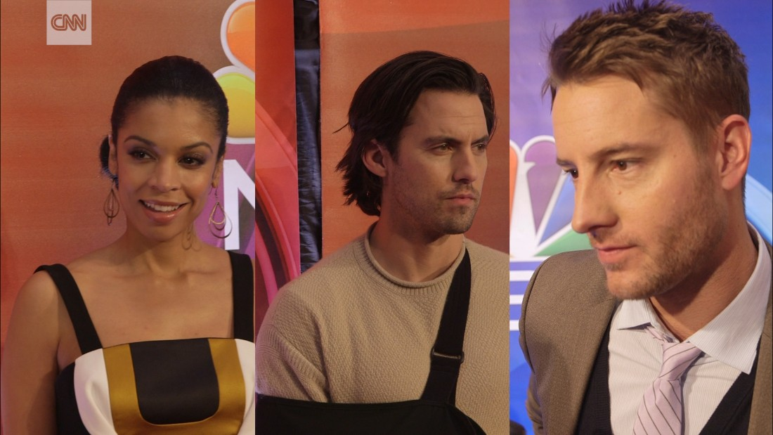 image of 'This Is Us' cast dish on show's future