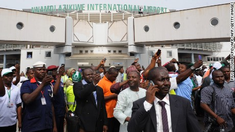 Nnamdi Azikiwe International is the second busiest airport in Nigeria, with almost 5,000 domestic flights in December 2016.