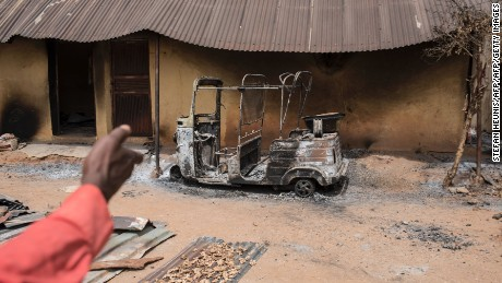 Violent clashes between herdsmen and farmers have flared in Kaduna state.