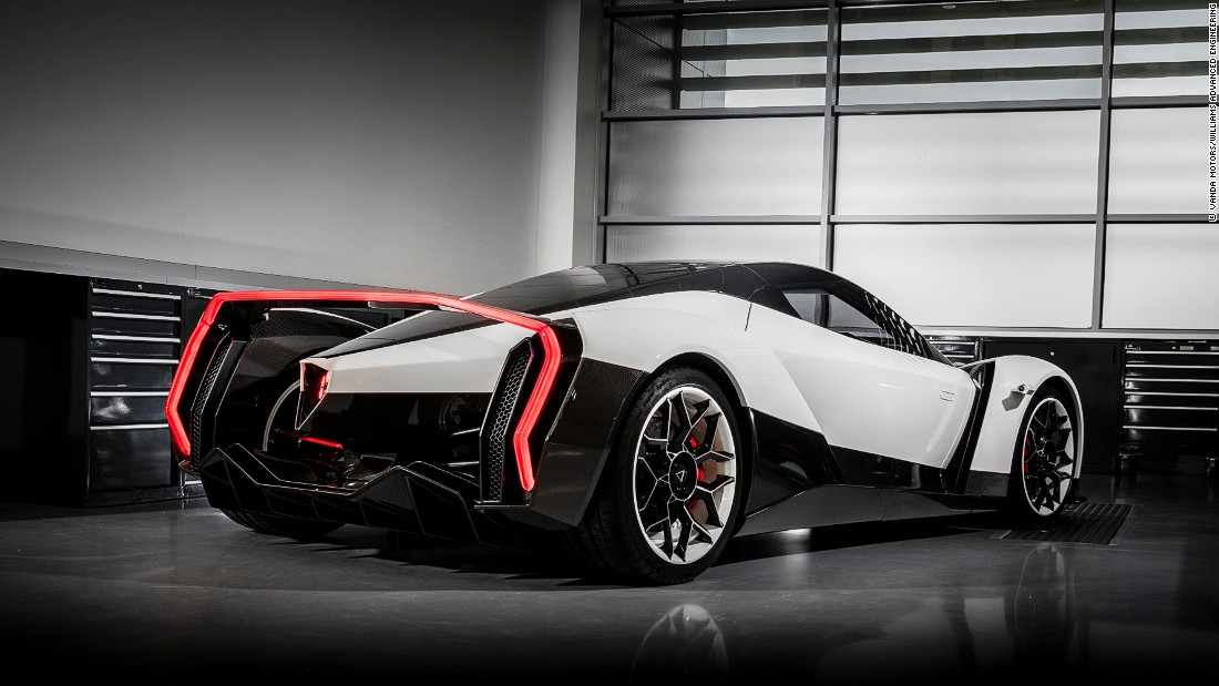 "The <a href=""http://dendrobiummotors.com"" target=""_blank"">Dendrobium</a> boasts a top speed in excess of 200 mph and a 0-60 mph acceration of 2.7 seconds, according to Vanda Electrics."