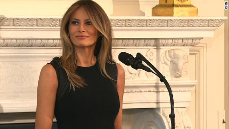 Melania International Women's Day