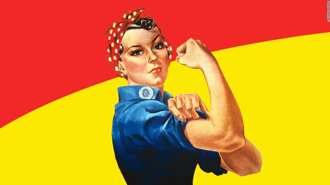 The Real Rosie The Riveter Dies At 96 Cnn