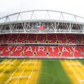 Spartak stadium interior russia world cup 2018