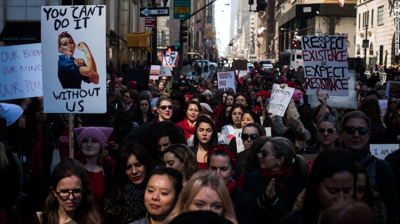 International Women's Day reveals divides