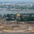 Nizhny Novgorod football stadium site russia world cup 2018
