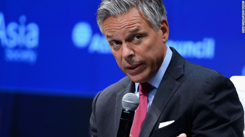 Who is Jon Huntsman?