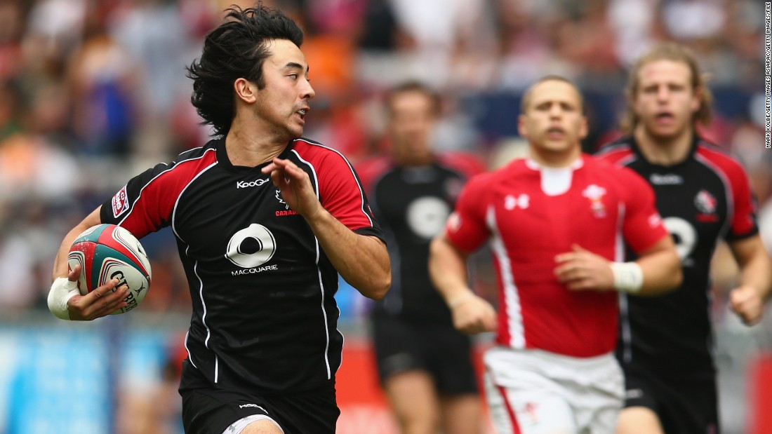 Ahead of the 2017 Vancouver Sevens, his home event, the 28-year-old had scored 953 points in 204 matches.