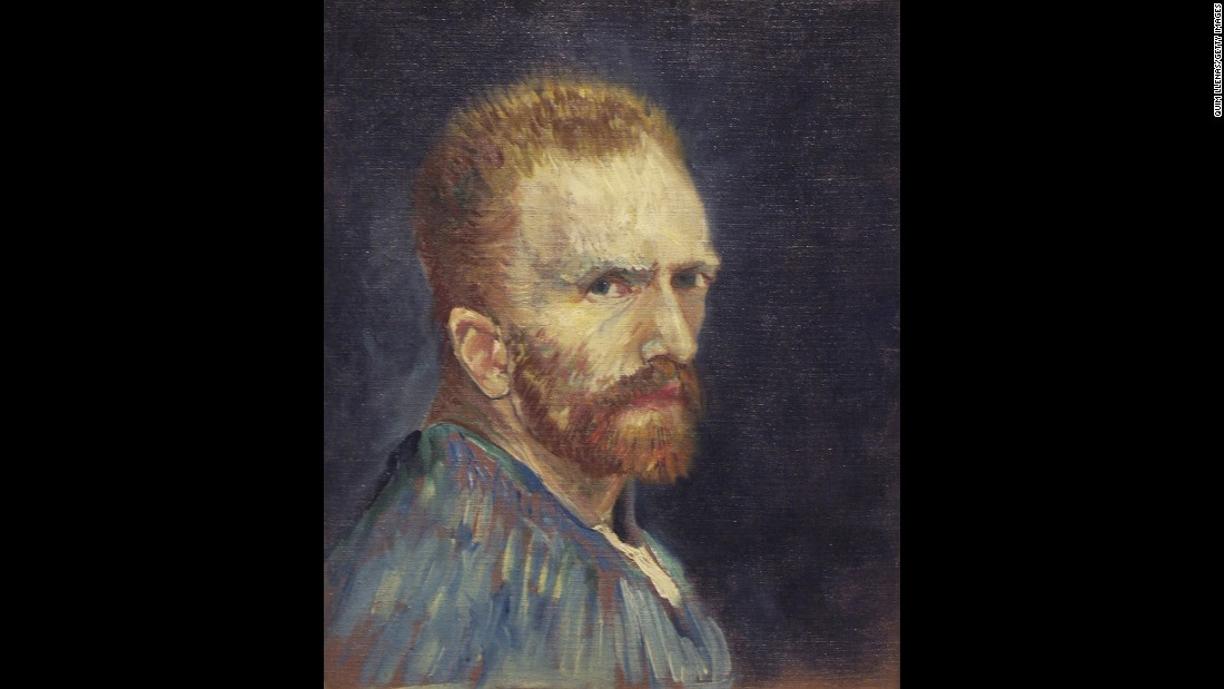"Vincent van Gogh battled severe depression, and f<a href=""http://www.cnn.com/2015/11/13/health/van-gogh-ear-art-science/"">amously cut off his own ear</a>."