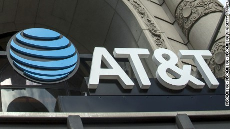 AT&T said the outage was resolved by late Wednesday night.