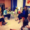 01 melania trump book day 0302