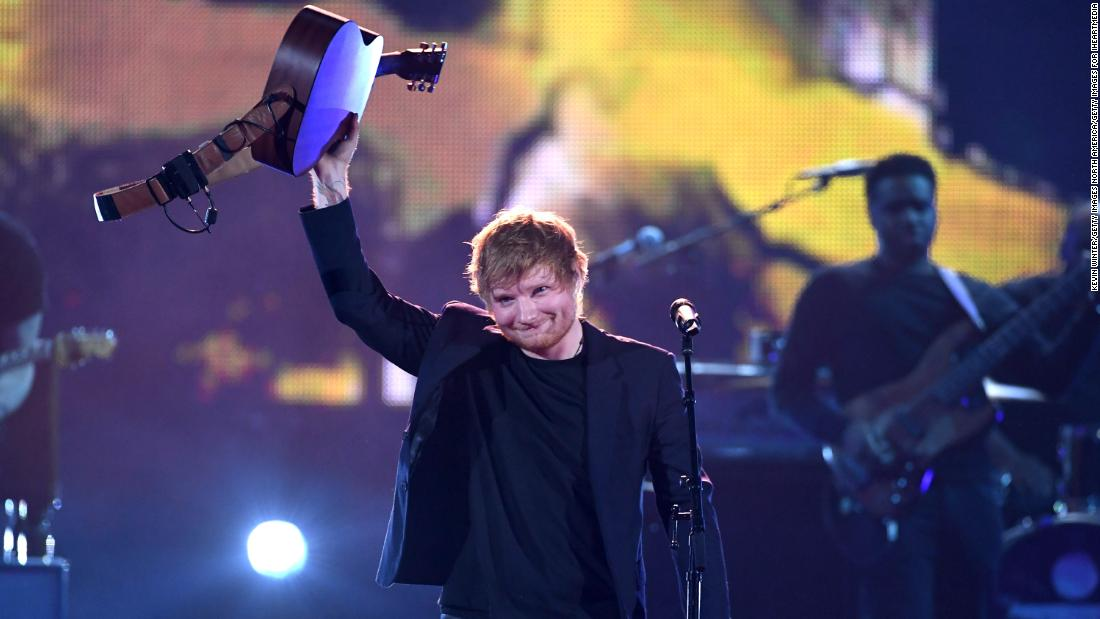 Ed Sheeran Talks About Substance Abuse And His Accident