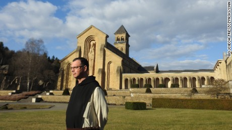 Inside abbey where Belgian monks brew Trappist beer