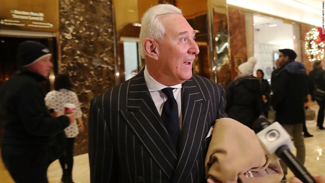 Is Roger Stone making good on a 40-year-old grudge?