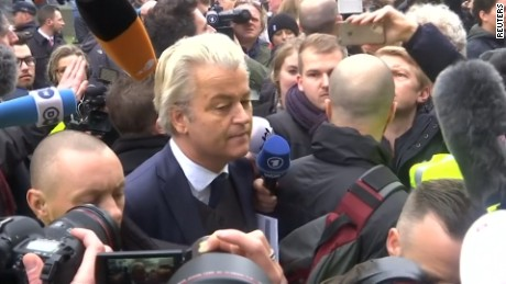 Why these voters support Wilders