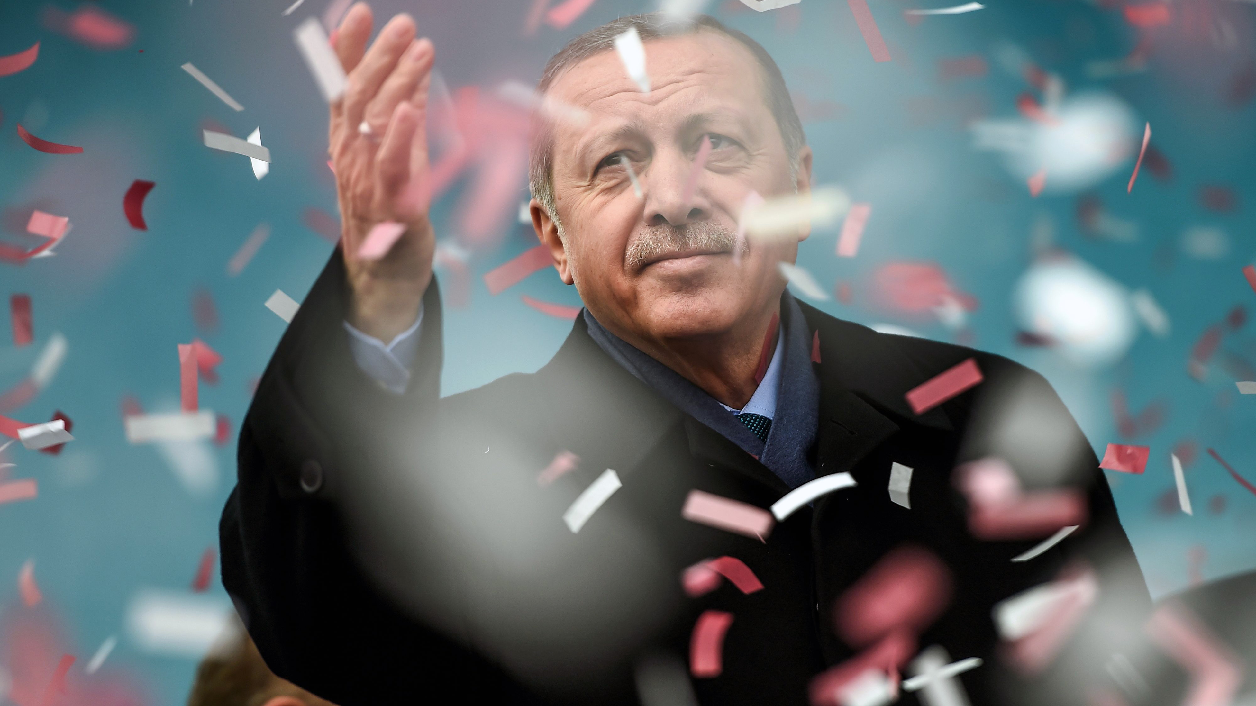 Image result for Erdogan and all Islamists do that to have personal and domestic political benefits