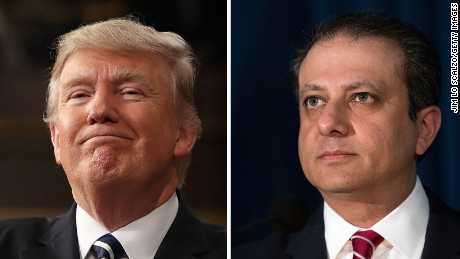 After firing Preet Bharara, President Trump beware