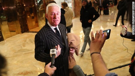 Lawmakers want answers from Roger Stone