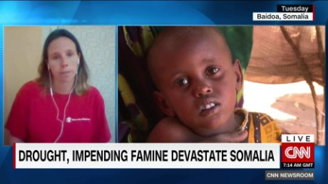 Famine devastates parts of Africa