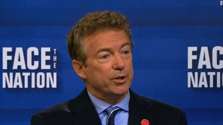 Sen. Rand Paul criticizes GOP health care bill
