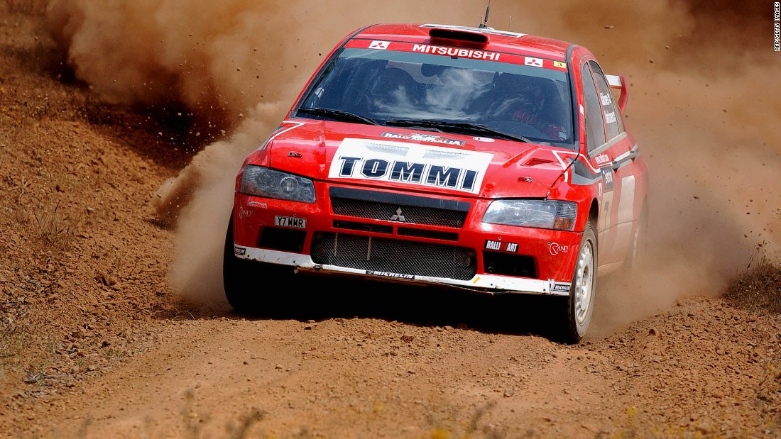 Finland has produced a string of world champions in rallying including Tommi Makinen who won four consecutive world titles from 1996 to 1999.