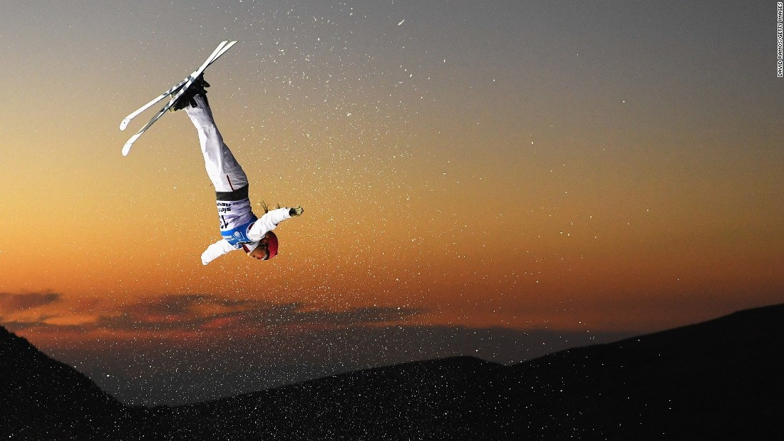 "Catrine Lavallee, a freestyle skier from Canada, soars through the air during the World Championships in Sierra Nevada, Spain, on Friday, March 10. She finished seventh in the aerials. <a href=""http://www.cnn.com/2017/03/06/sport/gallery/what-a-shot-sports-0307/index.html"" target=""_blank"">See 34 amazing sports photos from last week</a><br />"