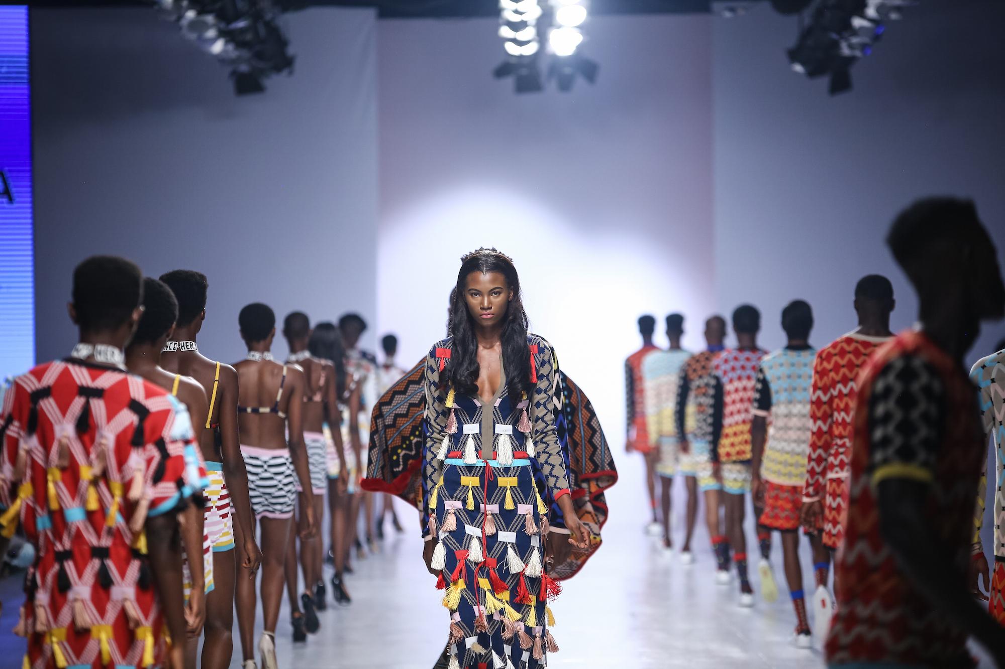 Africa S Fashion Millennials Cash In On World S Internet Addiction Cnn Style