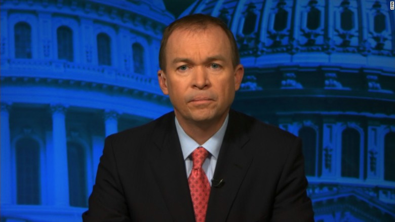 Mulvaney: CBO terrible at counting coverage