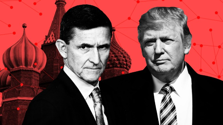 Analysis: Donald Trump is totally not worried about Michael Flynn's guilty plea