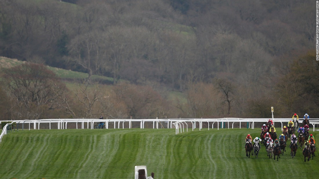 Tucked away in a rural corner of West England, Cheltenham hosts four main races: the Gold Cup, the Champion Hurdle, the Queen Mother Champion Chase and the World Hurdle.
