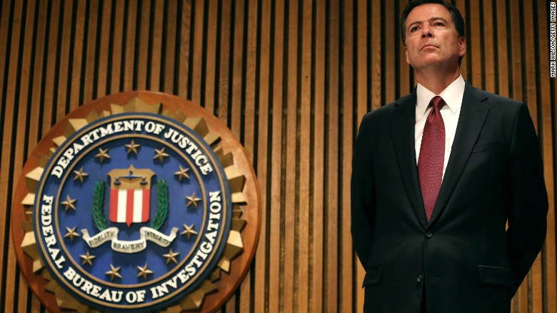 Who is James Comey?
