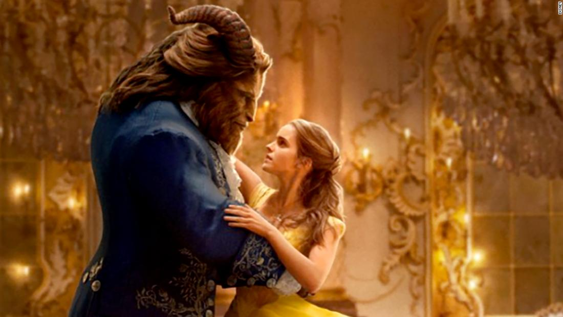 "<strong>""Beauty and the Beast"": </strong>Dan Stevens and Emma Watson star in this live action retelling of a beloved Disney fairytale. <strong>(Netflix) </strong>"