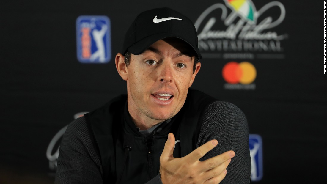 Rory Mcilroy Food Diet