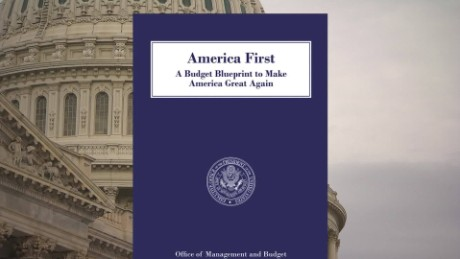 Trump's first budget: A tough sell in Congress