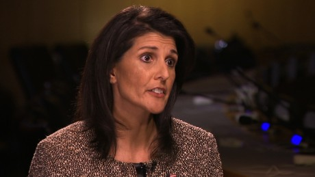 Haley: Trump's claim won't hurt my credibility