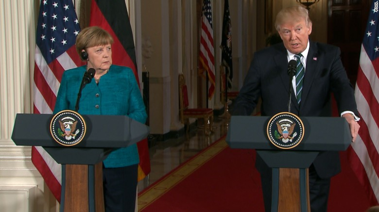 Trump: Allies must pay fair share for NATO