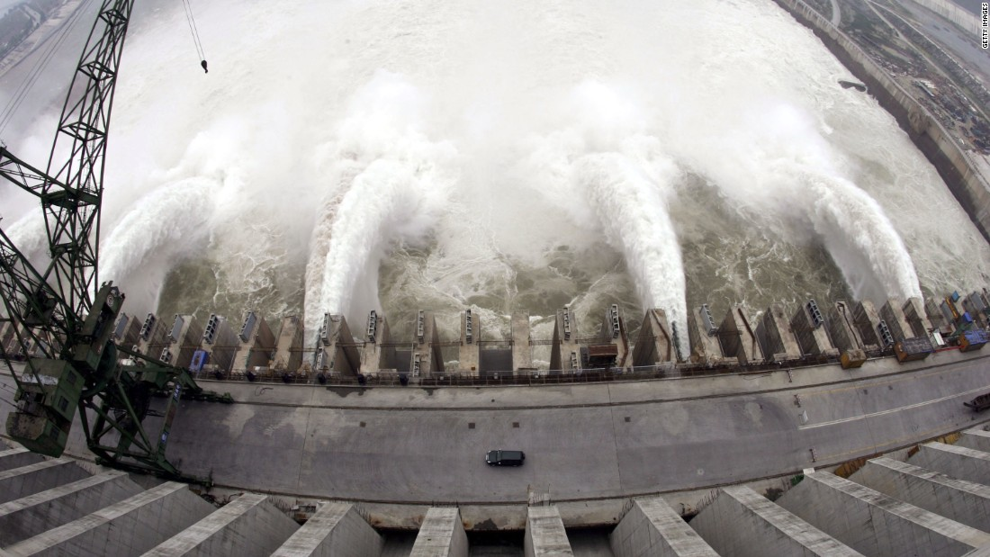 Estimates vary widely on its cost, but it's thought the Three Gorges Dam is the most expensive hydroelectric project ever built.