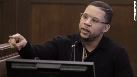 Key witness: Aaron Hernandez shot 2 men, then warned, 'Don't say nothing'