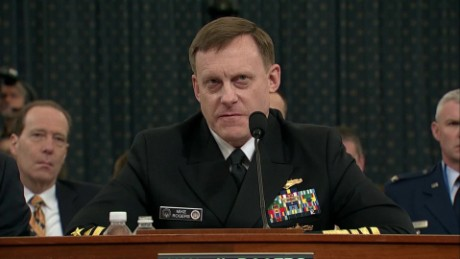 NSA chief denies British spying accusation