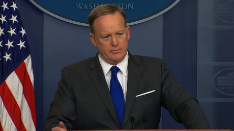 Spicer pushes back on wiretapping claims
