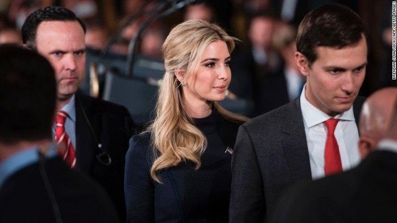 Ivanka Trump to get office in West Wing