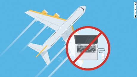 Airline electronics ban: What you need to know