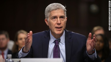 How Gorsuch can transform the Supreme Court