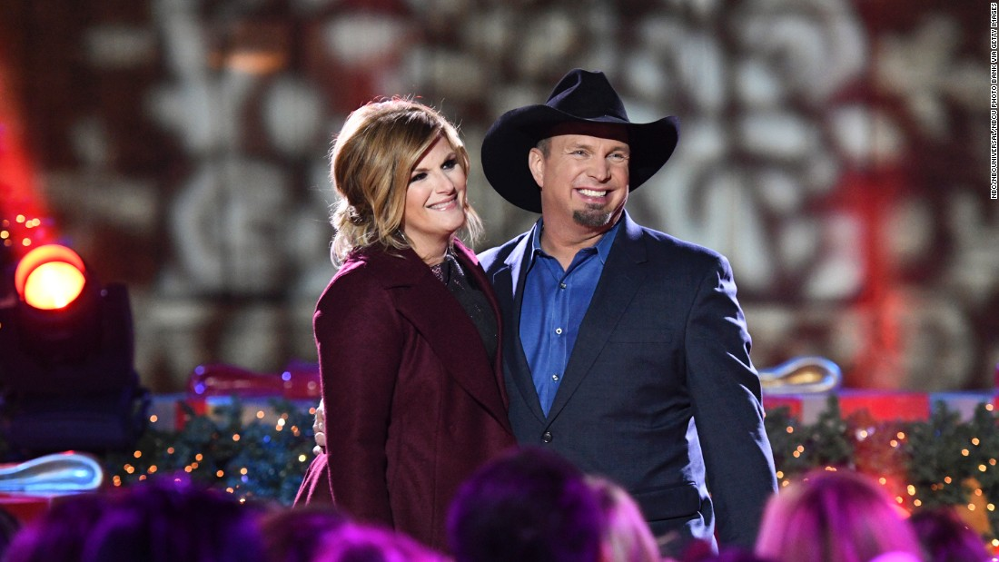 Garth brooks on wife trisha yearwood cnn for Garth brooks married to trisha yearwood