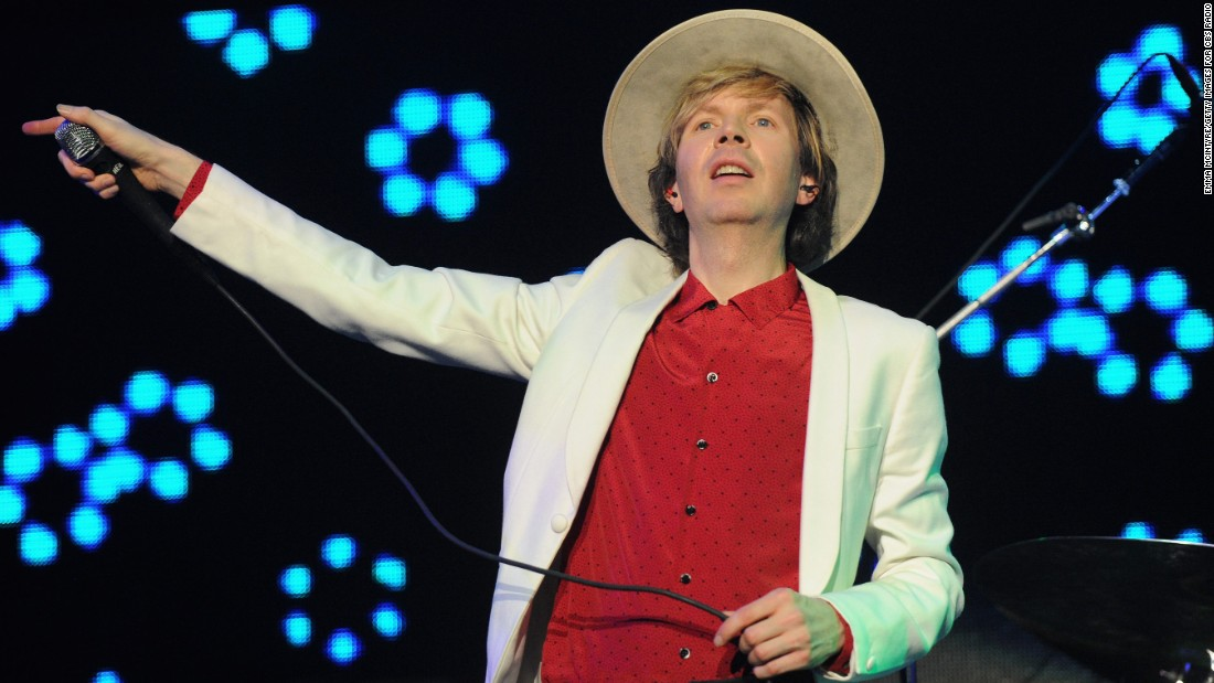 "Beck came into the spotlight in the '90s with his breakthrough single, ""Loser."""