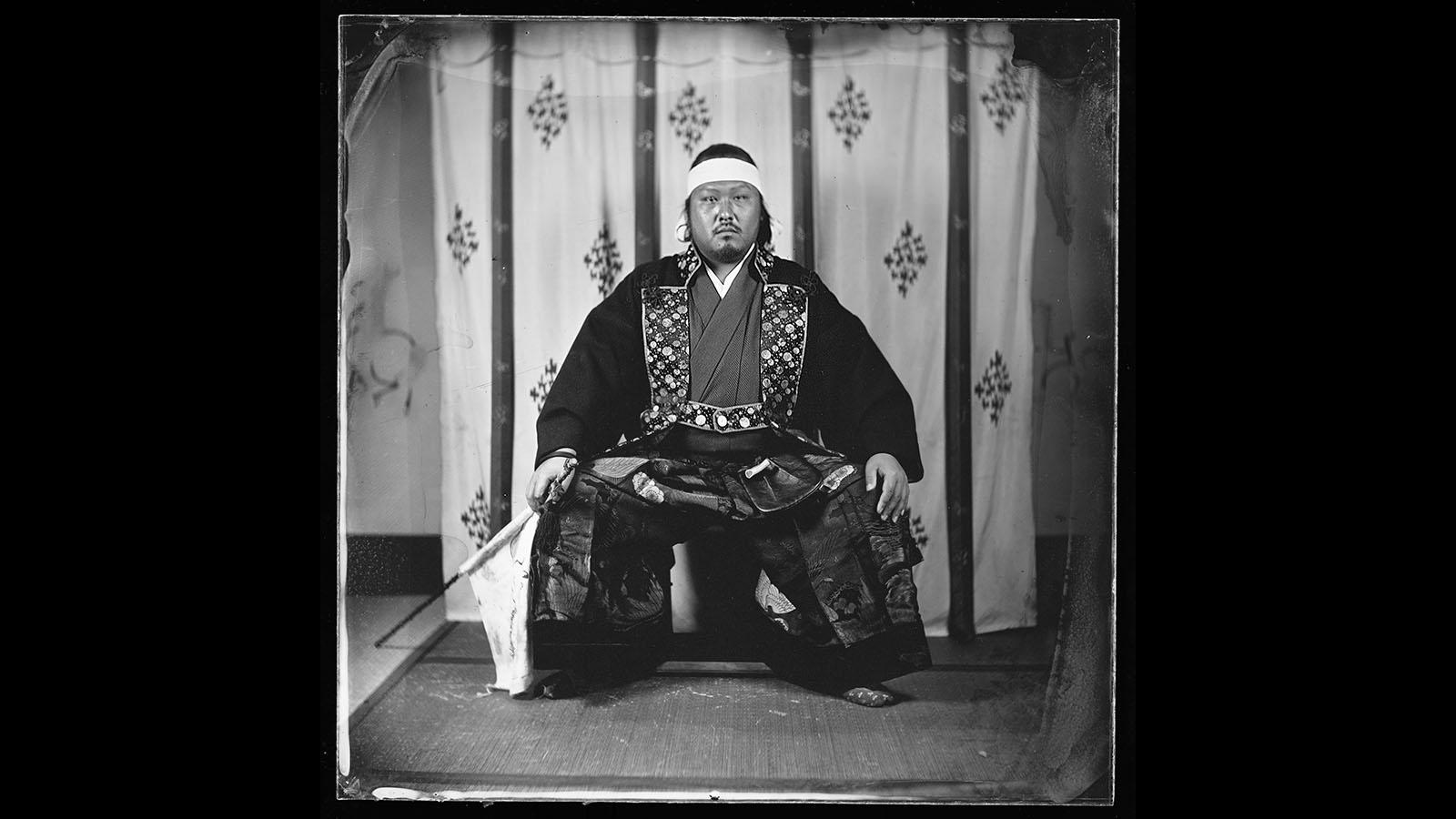 Photographer captures descendents of Japanese samurai - CNN Style