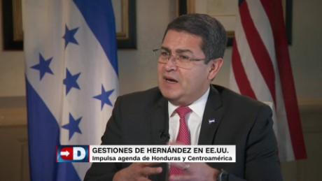 exp cnne directo usa interview president of honduras_00002001